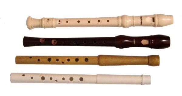 учимся играть блокфлейта, сопилка, свирель