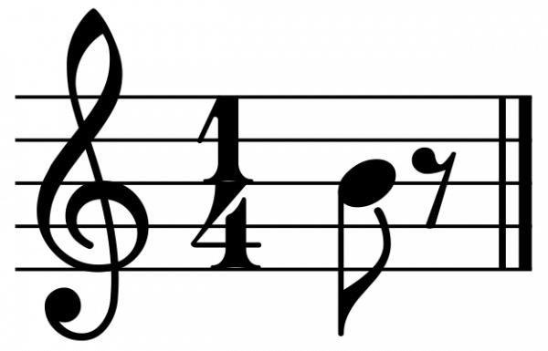 блокфлейта восьмая
