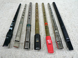 Вистл Tin whistle Penny whistle Flażolet